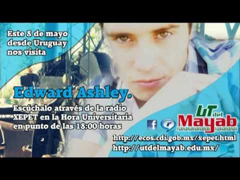 Edward Ashley en la Hora Universitaria