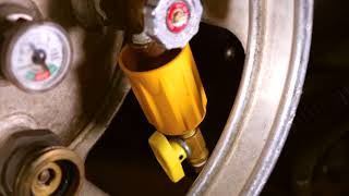 IRONguard Quick-Change Propane Forklift Safety Valve