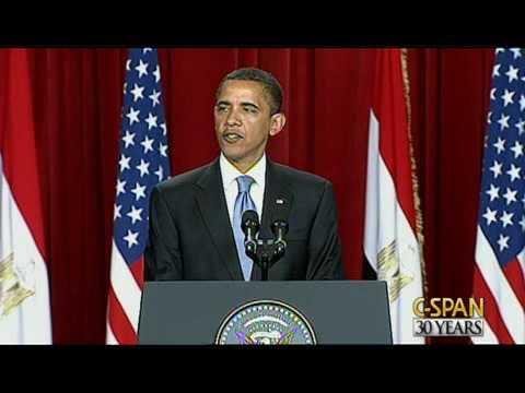Image result for Obama visit Cairo