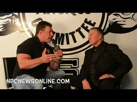 Exclusive: Bob Cicherillo interviews NPC & IFBB Professional League President Jim Manion : Sept 2017