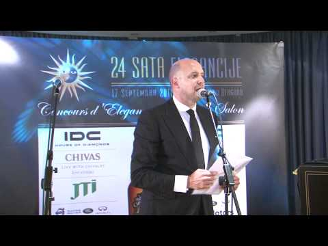 24 HOURS OF ELEGANCE - Best of show ceremony, Grand Casino Belgrade, 17.09.2011. .mpg