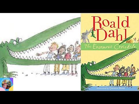 The Enormous Crocodile Roald Dahl/Children's Stories/Storytime with Dixy/Books Read Aloud