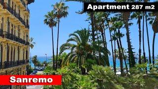 Элитная недвижимость в Санремо 287 м2 | For Sale Lux apartment 287 m2 in Sanremo