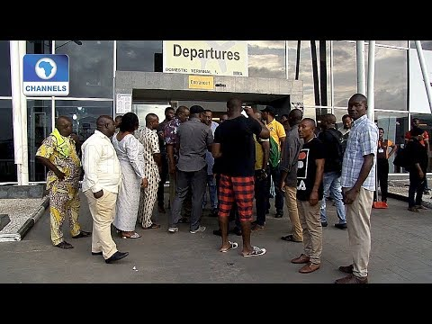 Unions Shut Down Operations At General Aviation Terminal Of Lagos Airport