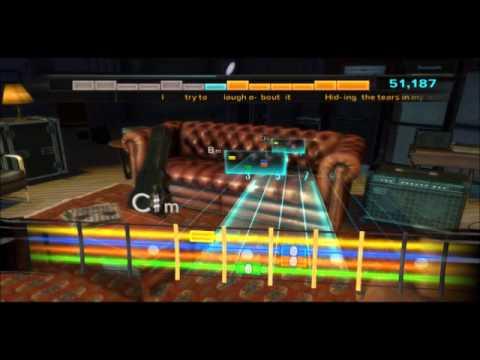 Rocksmith Boys Don't Cry Guitar Chord Mastered