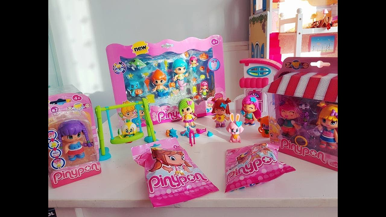 Vasca Da Bagno Barbie : Abbiamo trovato le nostre gemelle! unboxing casetta pinypon con
