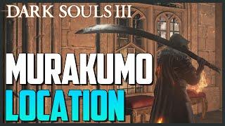 Dark Souls 3: Murakumo Location (Curved Sword Weapon)
