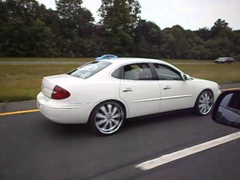 Hqdefault on 2007 Buick Lacrosse Cxl White