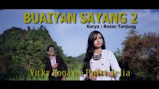 Download lagu Pop Minang Terpopuler • VICKY KOGA • PUTRI JELIA • Buaiyan Sayang 2 (Official Music Video)