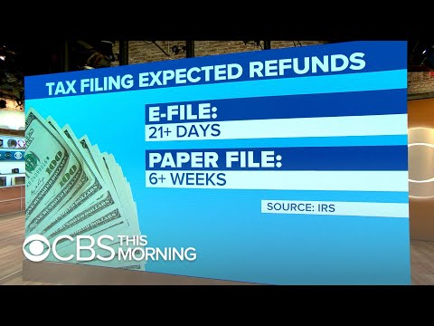 When Can You Expect Your Tax Refund?