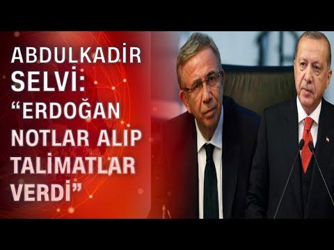 Cumhurbaşkanı Erdoğan ve Mansur Yavaş ne konuştu?