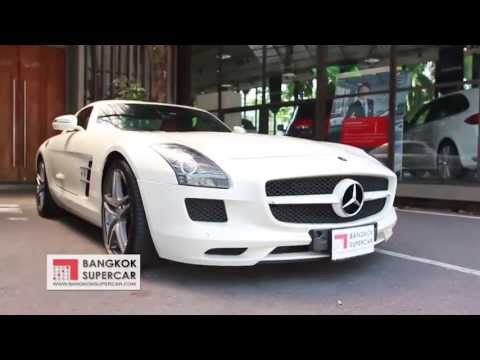 Benz SLS AMG :: Supercar Review By Bangkok Supercar