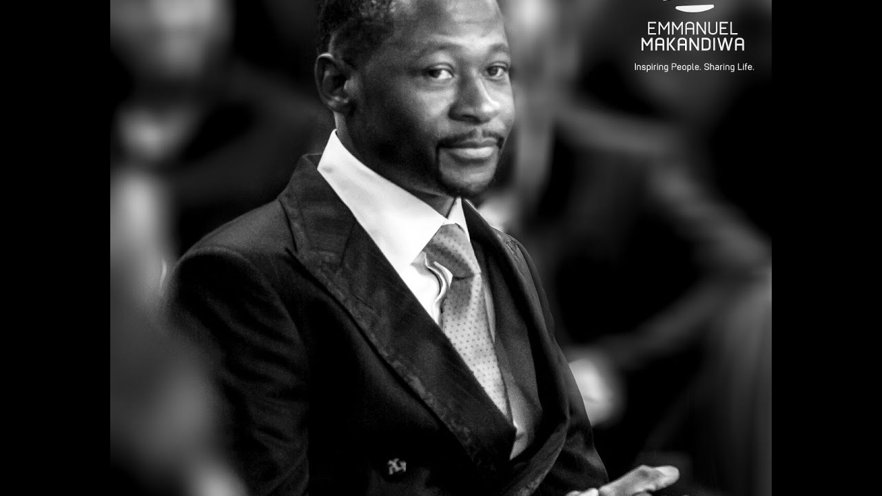 EMMANUEL MAKANDIWA ON FAITH FOR THE IMPOSSIBLE PART 3-1