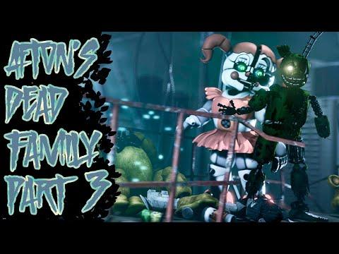 [FNaF SFM] Crawling by CG5 | Afton's Dead Family (Part 3)