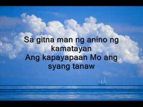 Binigyan mo ako ng awit. = papuri singer Chords - Chordify