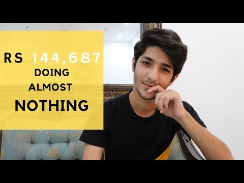 I Made Rs 144,687 Doing ALMOST Nothing as a Freelancer: Here's How