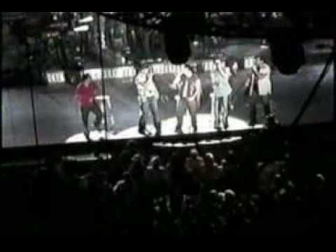 NSYNC Hits the Road for Celebrity Tour (Dates) - Google Groups