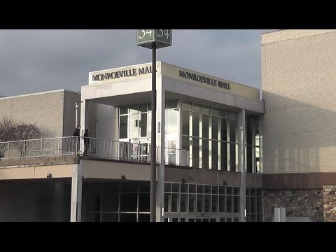 Monroeville Mall: Dawn of the Dead Filming Location in 2016 (A lot has changed since 1978)