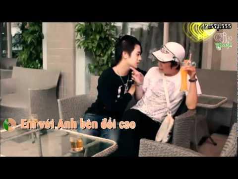 Nấc thang tình yêu - HBO band - karaoke.avi