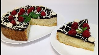 ХИТРЫЙ ЧИЗКЕЙК с ПЛАВЛЕННЫМ СЫРОМ(tricky cheesecake with melted cheese)