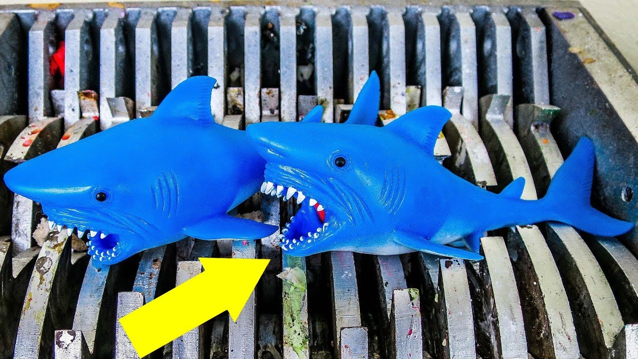 Squishy Sharks Destroyed Shredding Stress Ball Squishy Bath Toy Sharks Whats Inside Water Toys