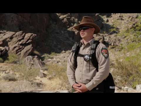 Geology of Tahquitz Canyon
