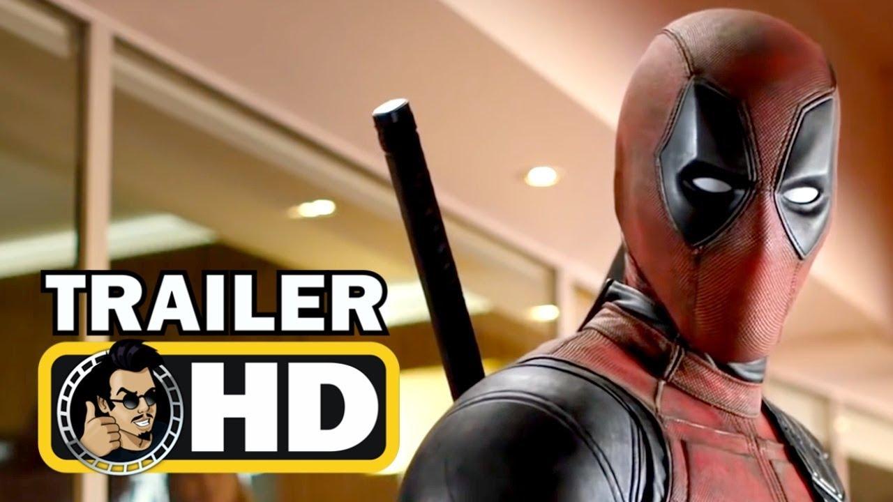 "Download DEADPOOL 2 (2018) ""Beating Avengers: Infinity War"" TV Spot Trailer | Ryan Reynolds Marvel Movie HD"
