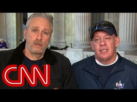 Jon Stewart calls out Congress: This is beyond comprehension
