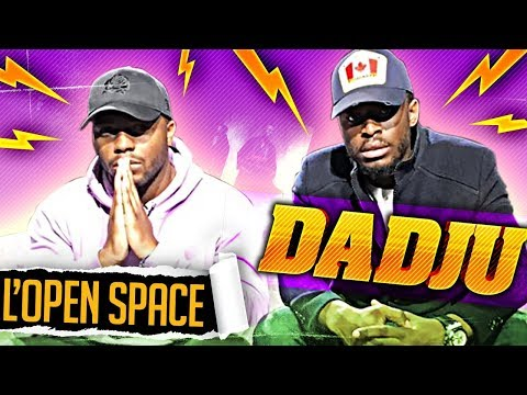 L'OPEN SPACE SAISON 2 - DADJU !!!