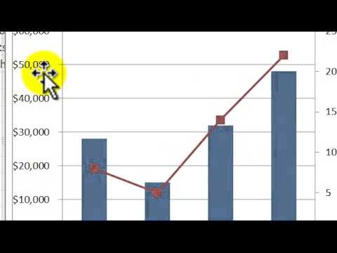 Excel chart create  trendline also youtube rh