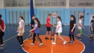 "Баскетбол 6, 7, 9 класс ""За здоровый образ жизни"" Салехард третья школа!"