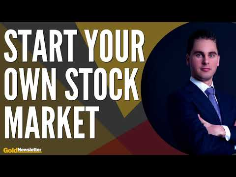 Start Your Own Stock Market