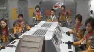 ultraman mebius opening song