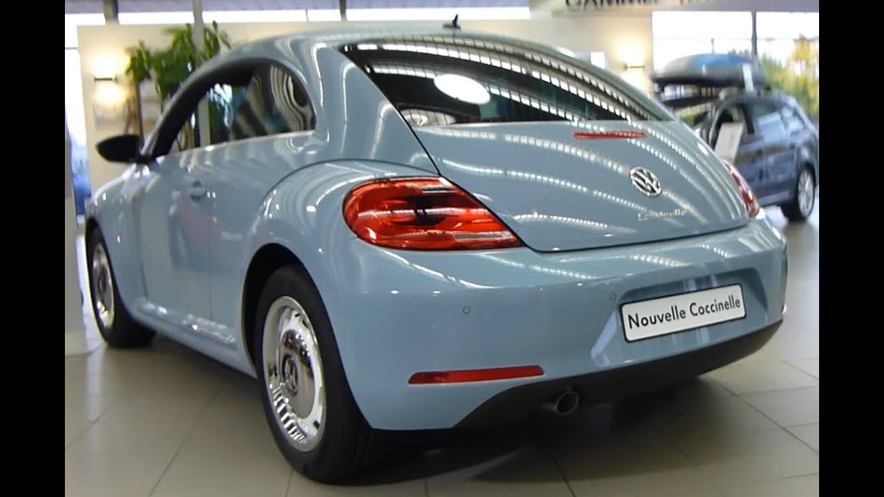 new beetle coccinelle volkswagen automobile auto car voiture youtube. Black Bedroom Furniture Sets. Home Design Ideas