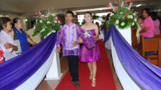 wedding gleason and arlene