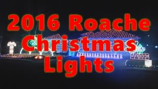 2016 Roache Christmas Lights - Xmas Hype