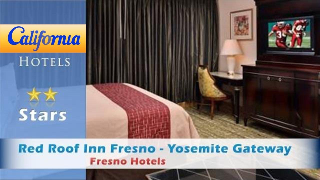 Charming Red Roof Inn Fresno   Yosemite Gateway, Fresno Hotels   California