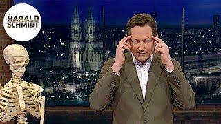 Eckart von Hirschhausen erklärt Telepathie mit einem Zaubertrick | Die Harald Schmidt Show (SKY)