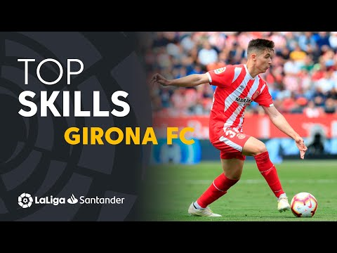 Best Skills Girona FC LaLiga Santander 2018/2019