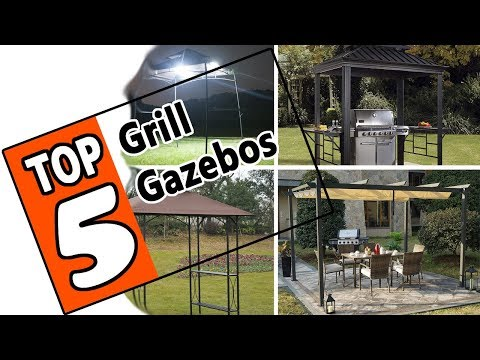 🌻 The Best Grill Gazebos Of 2019 - Review Of 5 Top-Rated BBQ Shelters With Metal Or Canopy Roof