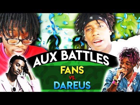 Aux Battles: HYPE/LIT Songs (FANS VS DareUs) FT. Lil Uzi, Kodak Black, XXX & More