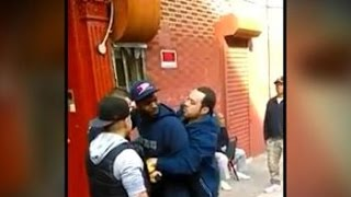NYPD Arrest Mailman on Video in Road Rage Blow Up