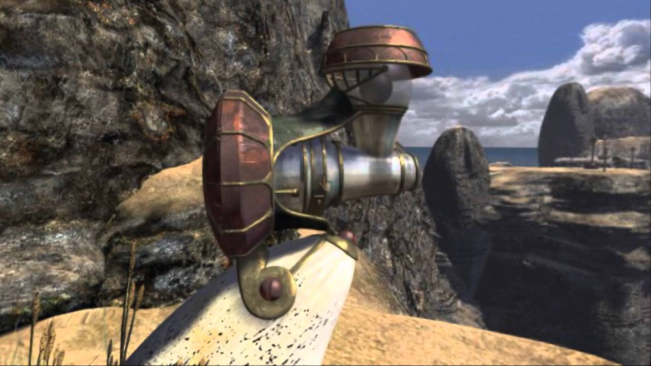 let s play myst iii exile part 3 reflecting light youtube