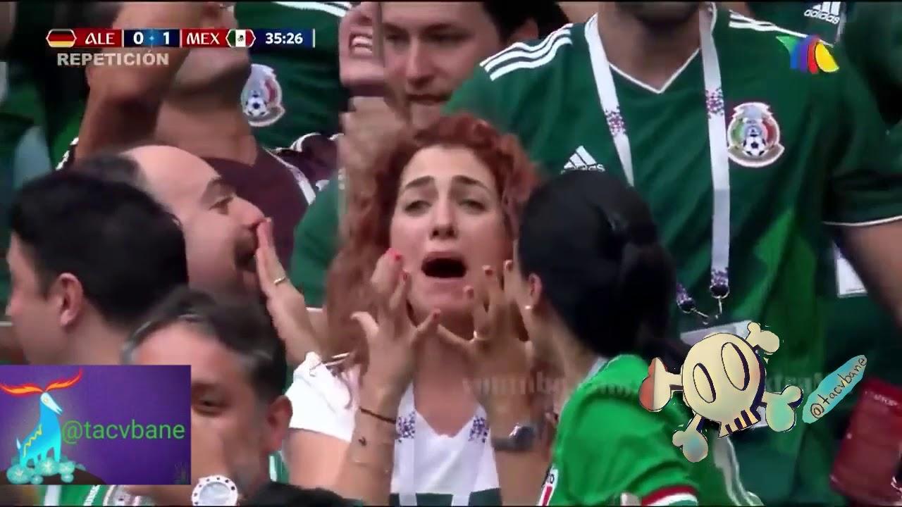 Download Alemania vs México El Golazo del chucky Lozano/ Mundial Rusia @ TV AZTECA DEPORTES