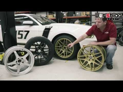 Vorshlag - How To Fit 18x11 Wheels to an S197 Mustang