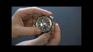 CX Swiss Military 20,000 Feet Diver Watch Review