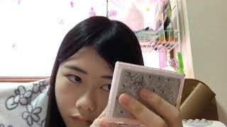 프로듀스48에 출연했던 치바 에리이(千葉 恵里)의 2019년 2월 10일자 쇼...