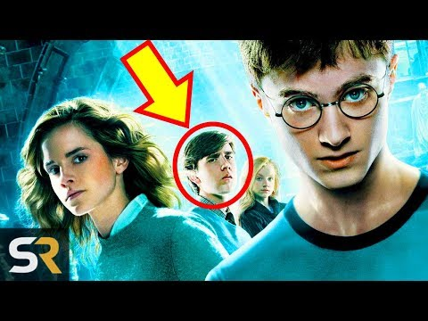 10 Dark Harry Potter Origin Stories That Are Too Messed Up For Kids