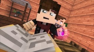 EL INCREIBLE SECRETO DEL BEBE | WHO'S YOUR DADDY EN MINECRAFT