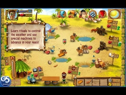 Youda Survivor G5 Games Real Robinson Crusoe Adventure Android İos Free Game Video 2